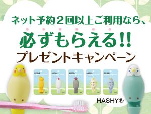 今話題の歯ブラシホルダーがもらえる!ユーザー様ご愛顧キャンペーン