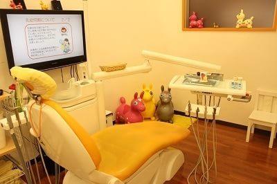 ゆめシティオレンジ歯科の医院写真