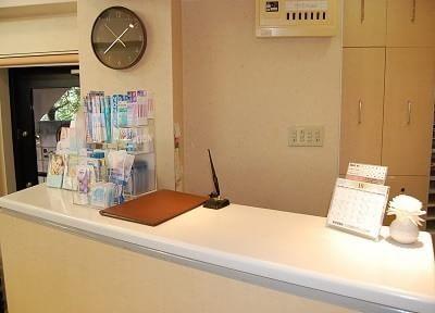 受付にはおすすめの歯科用品を置いていますので、ご覧ください。