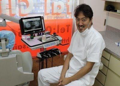 斉藤歯科クリニック 斉藤 正徳 院長 歯科医師 男性