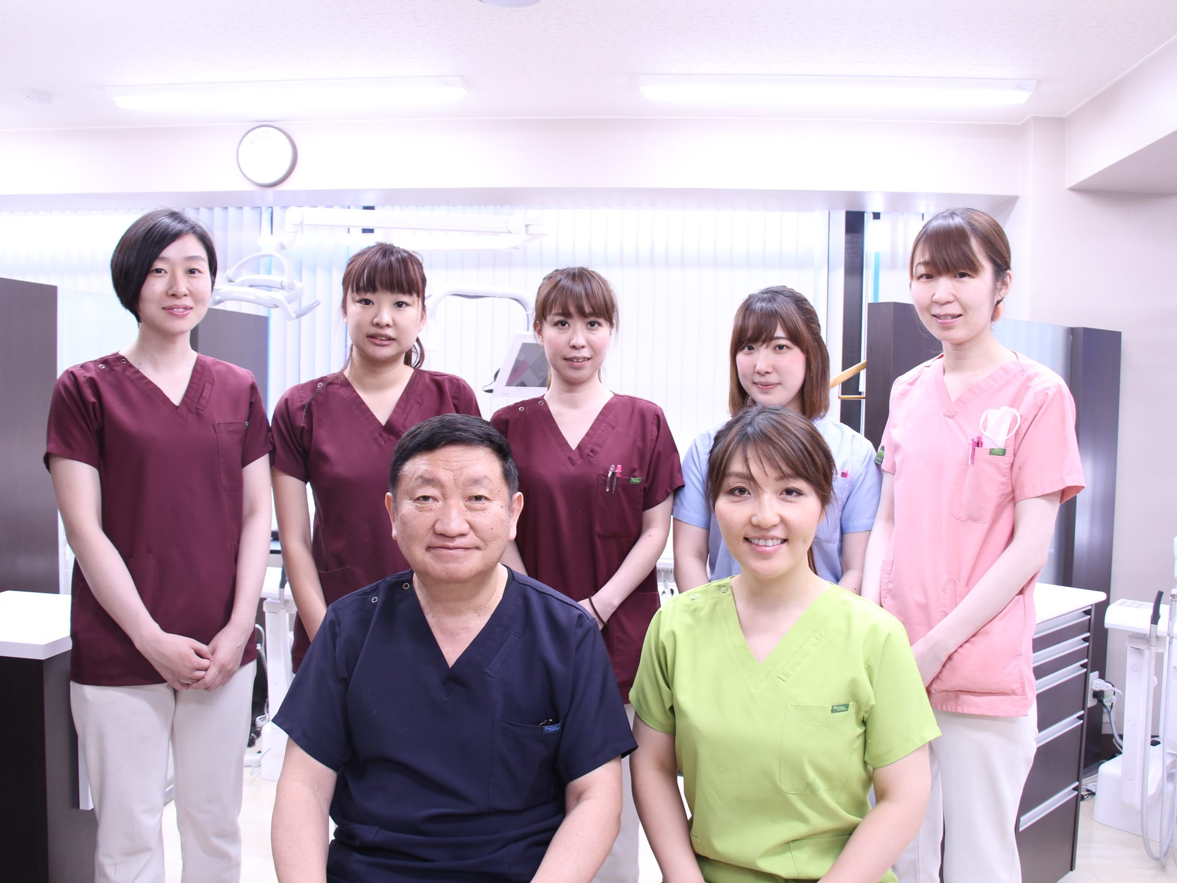西川口駅近辺の歯科・歯医者「西川口歯科クリニック」