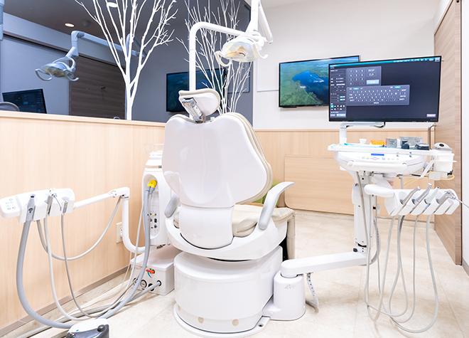 マイクロスコープ(拡大顕微鏡)を用いた、虫歯治療で精密な治療を提供