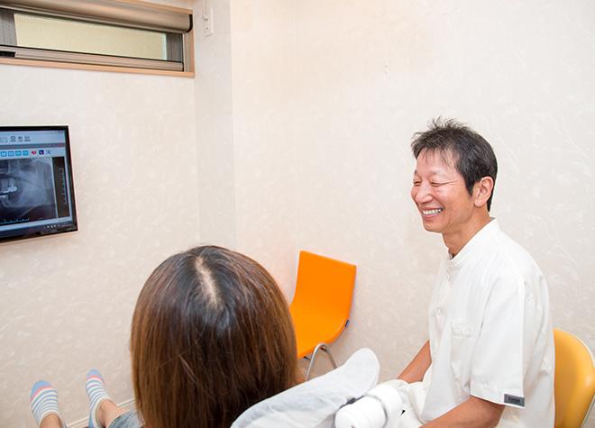 巴山矯正歯科・歯科(写真1)