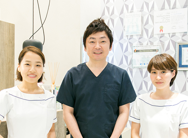 オリーブ歯科・矯正歯科 MARK IS みなとみらい店(写真0)