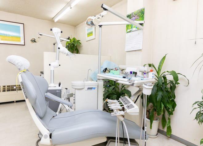 歯科検診は半年に1回を推奨、お口全体の状態をチェックします