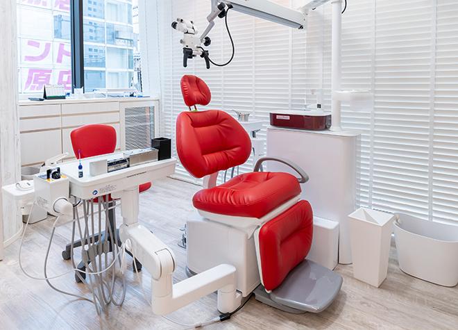 インプラントなどの外科処置の際は、歯科麻酔が得意とする歯科医師が来院します。