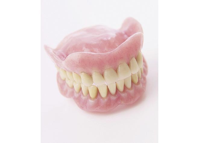 桜桃歯科の入れ歯