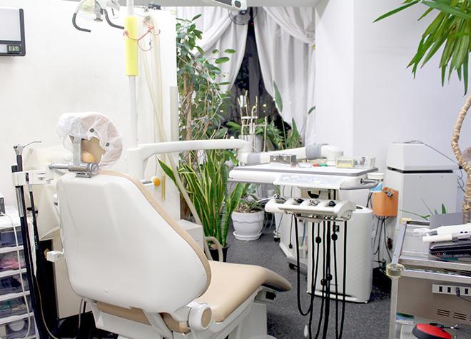 ホワイトニングでは患者様の個性を磨くことを意識した施術を心がけています。