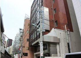 ビル外観です。メディカルセンター歯科は、山葉ビル メディカルセンター3Fにございます。