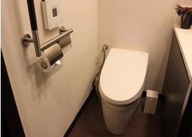 お手洗いはバリアフリー設計になっているので、どなた様でも快適にご利用いただけます。