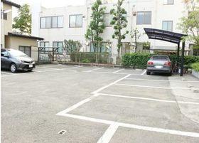 第一駐車場です。
