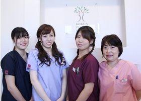 患者さまがリラックスして来院できるよう、しっかりと話を聞いた上でご希望に添えるような接遇を心がけております。