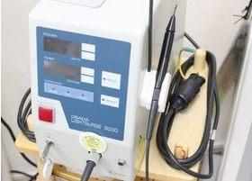 さいかわ歯科医院ではオサダライトサージ3000を使用しております。