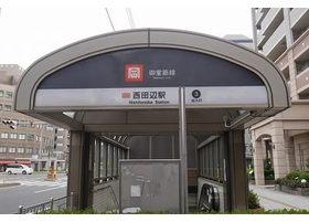 最寄駅は、御堂筋線の西田辺駅です。1番出口から歩いて4分の場所にございます。