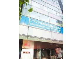 当院はビルの2階にあります。