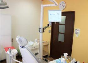 診療室はプライバシーに配慮した完全個室となっております★