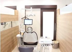 診療室は個室になっております。