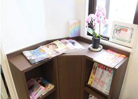 各種雑誌を取り揃えております