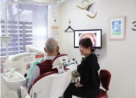 診療室での治療だけでなく、普段の生活でできるケアについてもアドバイスさせていただきます。