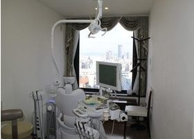 個室の診療室もあります。