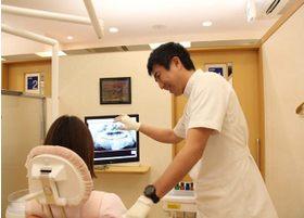 歯だけではなく、身体全体のことを考えながら治療を行います