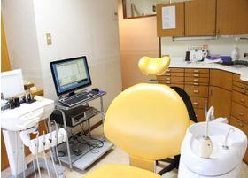 明るい雰囲気のなかで患者さんがポジティブになれるように配慮しております。