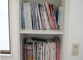 様々な雑誌を取り揃えております。