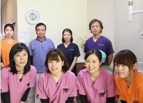 スタッフ一同患者さまのことを一番に考えた診療を行います