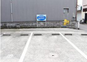 医院の前に駐車場をご用意しております。