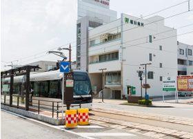 新富駅徒歩30秒にございます。