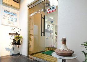 当院の入り口です。こちらからお入りください。