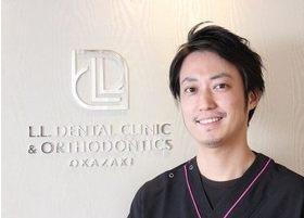 岡崎エルエル歯科・矯正歯科 星野 匡俊 先生 歯科医師 男性