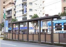 最寄駅の荒田八幡駅