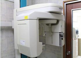 CTを使用してより精密な検査を行っています。