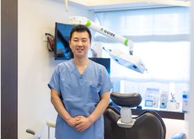 医療法人ハートフル会 すまいる歯科 川端 一裕 院長 歯科医師 男性