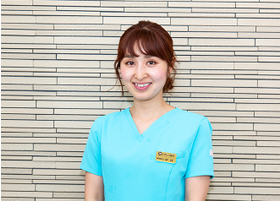 えがしら歯科 歯周・インプラント 中村 歯科衛生士 歯科衛生士 女性