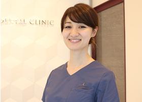 ちりゅう歯科 三井 貴子 歯科医師 歯科医師 女性