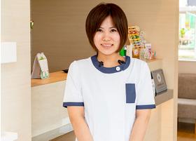 やまだ歯科・こども歯科クリニック N.M 受付 受付 女性