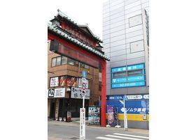 高幡不動駅から徒歩1分の場所にあります。