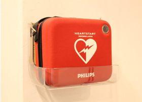 AEDも備えています。