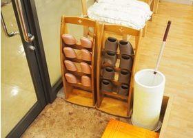 院内の衛生環境を整えております。