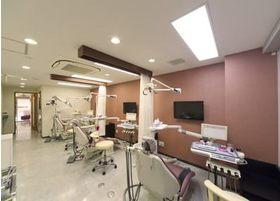 清潔に保たれた診療スペースとなっております。