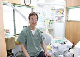 ごとう歯科医院 後藤 諦 院長 歯科医師 男性