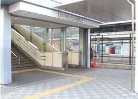 最寄り駅の瀬谷駅です。