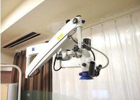 顕微鏡です。
