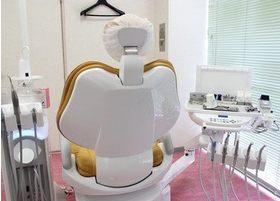診療室は綺麗な空間を保つよう意識しております。
