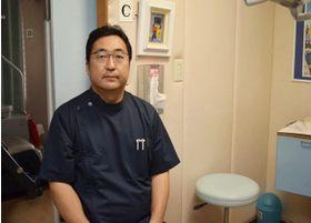 中山歯科医院 中山 雅博 院長 歯科医師 男性