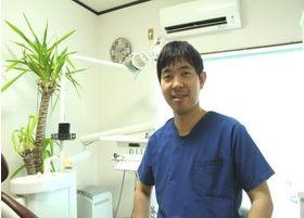 いきいき歯科 岩淵 英正 院長 歯科医師 男性