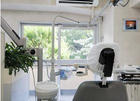 当院は、中央公園を前に新宿に根差した医院です。