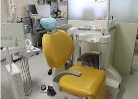診療室です。診療について、不明点などございましたら、ご相談くださいませ。